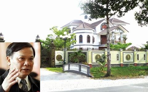 Trần Văn Truyền, tham nhũng, biệt thự, Thanh tra Chính phủ