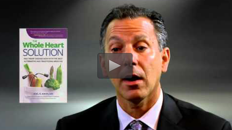 Joel Kahn, MD: Preventing heart attacks through lifestyle education