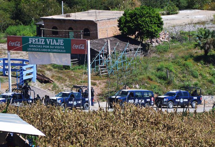 Los pobladores han denunciado la falta de seguridad. Foto: Cuartoscuro.
