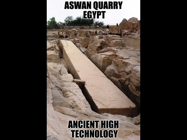 Lost Ancient Technology Of Egypt 2017: Aswan Quarry  Sddefault