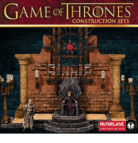 GAME OF THRONES CONSTRUCTION SETS
