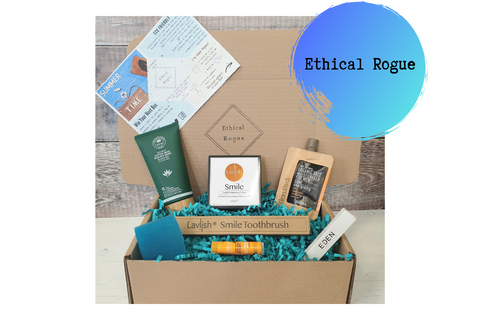 Grooming Subscription Box for him, Cruelty Free, Vegan