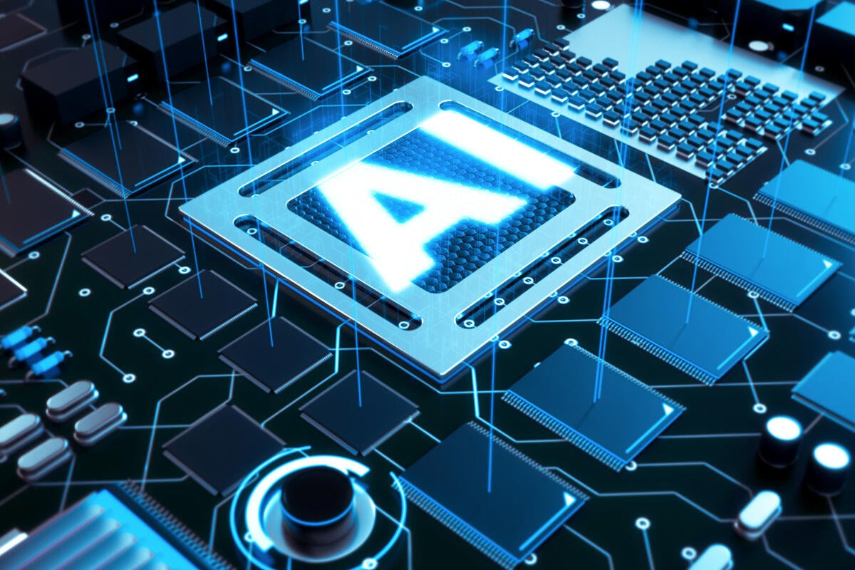 Image: Want to use AI and machine learning? You need the right infrastructure