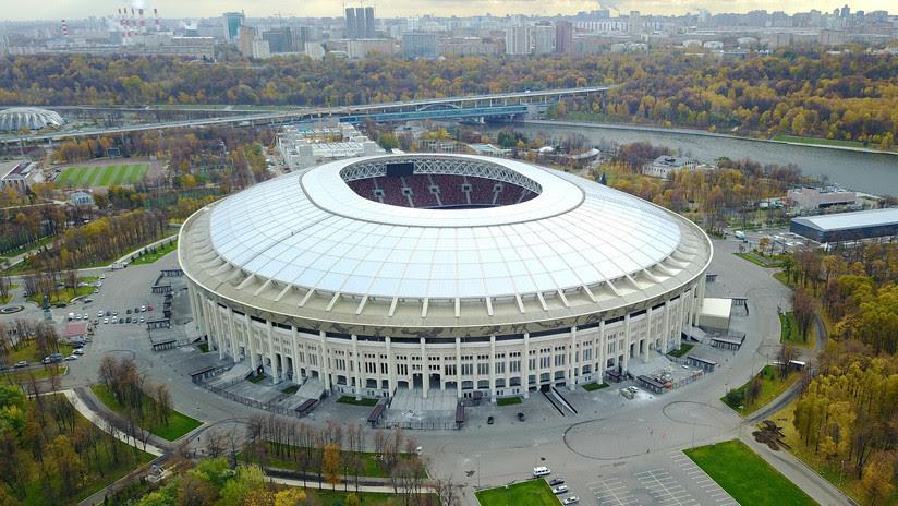 Estos espectaculares estadios recibirán a los aficionados del Mundial de Rusia (FOTOS)