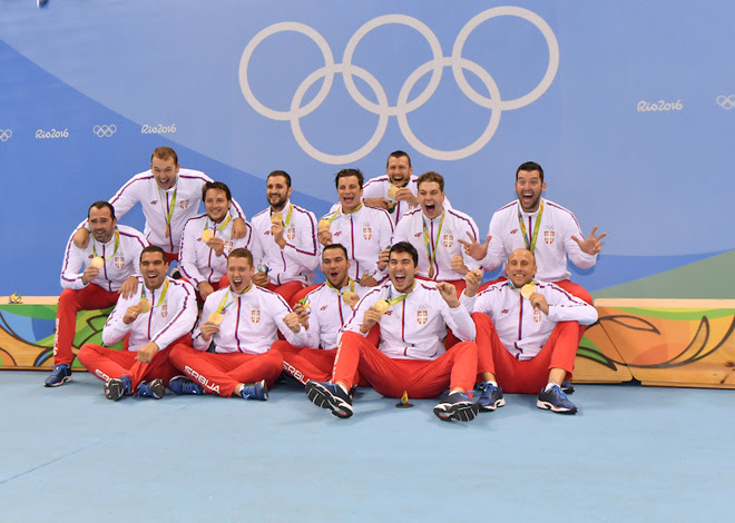 Serbia retener título olímpico
