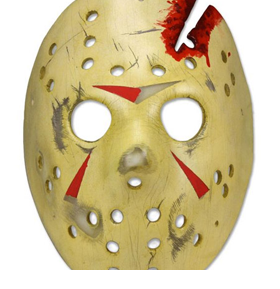 FRIDAY THE 13TH: THE FINAL CHAPTER JASON MASK REPLICA