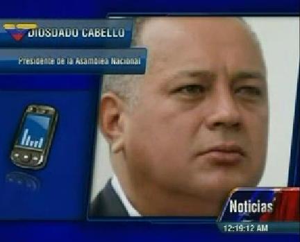 Diosdado Cabello se pronuncia ante el asesinato de Robert Serra.