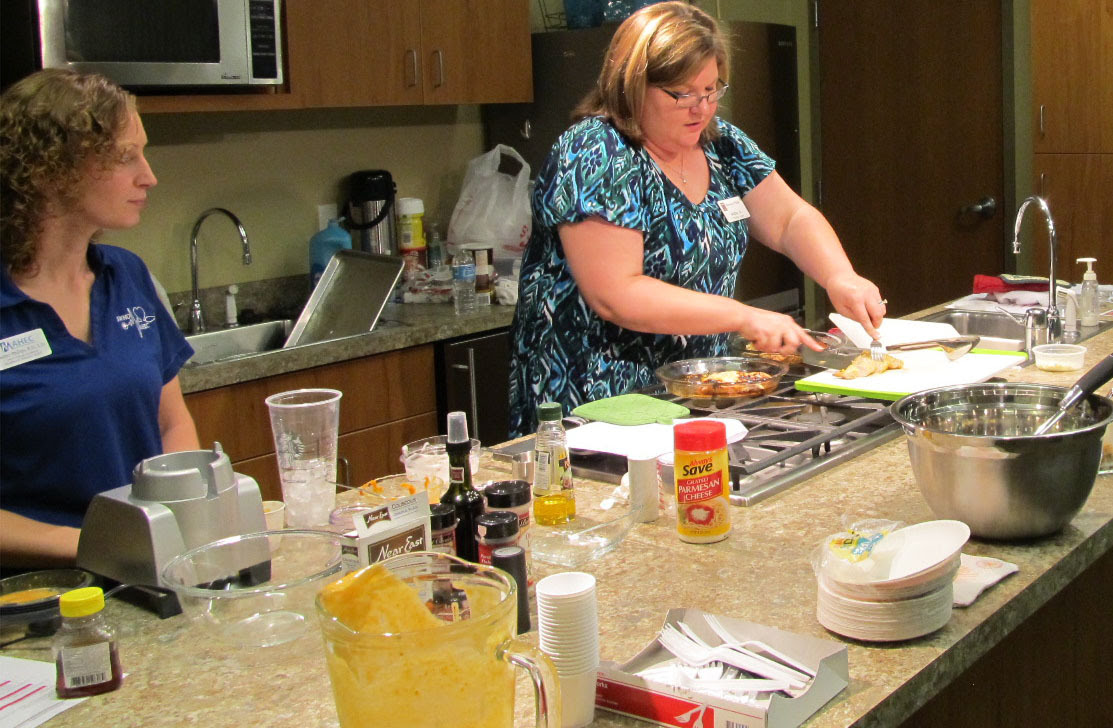 Nutrition Cooking Class 2014