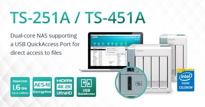 TS-x51A Series