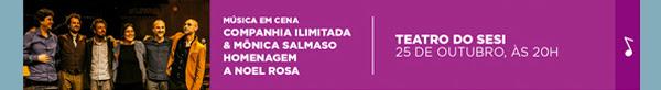 Música em Cena - CIA Ilimitada & Mônica Salmaso