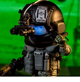 TRICKYMAN MILITARY FIGURES