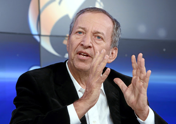 Lawrence Summers. Foto: tomada de www.coindesk.com