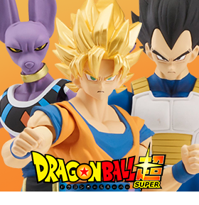 BANDAI AMERICA DRAGON BALL SUPER
