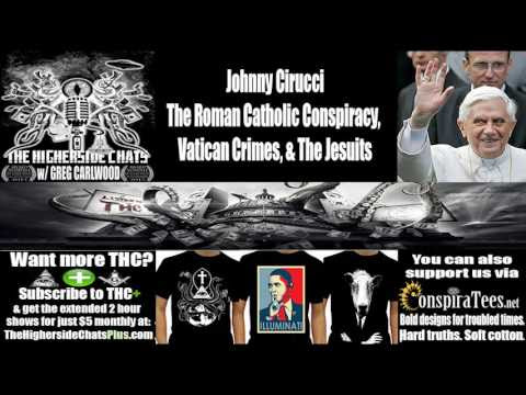 Johnny Cirucci | The Roman Catholic Conspiracy, Vatican Crimes, & The Jesuits  Hqdefault