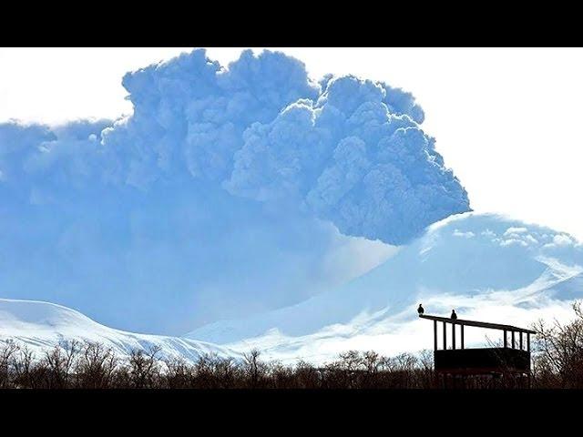 Russian Volcano Erupts for first time in 600 years Following Mini Ice Age Cycles  Sddefault