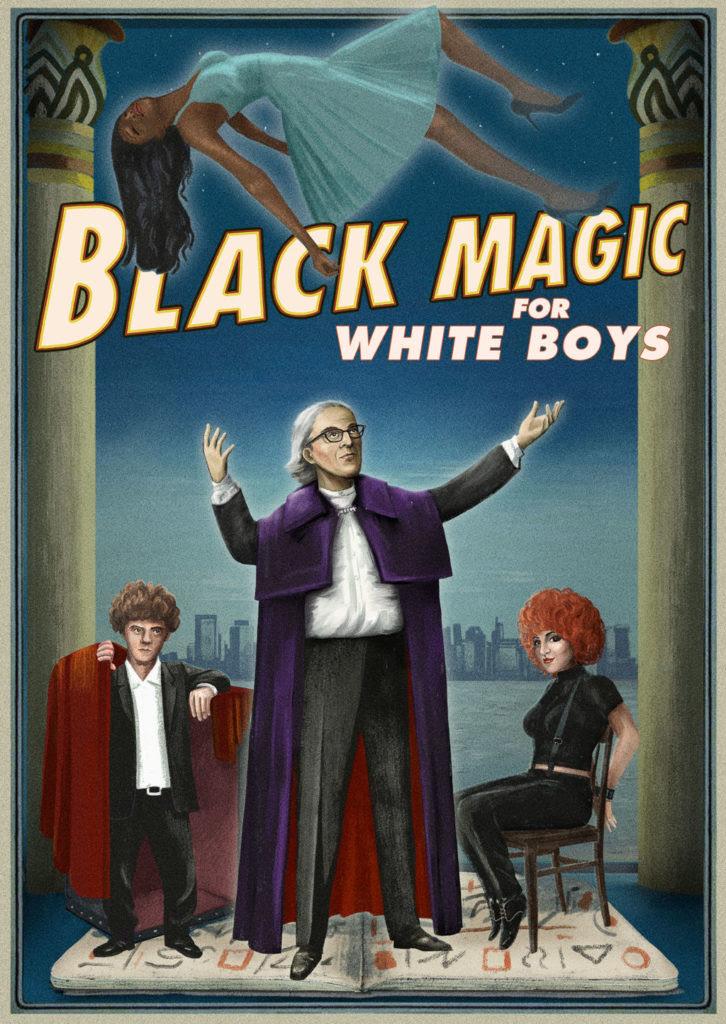 Onur Tukel's BLACK MAGIC FOR WHITE BOYS Trailer 1
