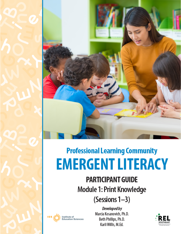 Emergent Literacy PLC cover image