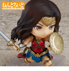 WONDER WOMAN NENDOROID NO.818 HERO'S EDITION