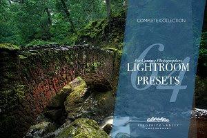 64 Lightroom Presets: Core Set