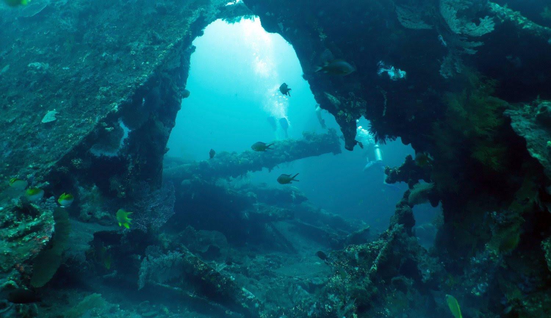 Liberty Wreck Bali.