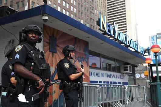 בילד: מאסיווע אייסיס טעראר פלאן אויפגעדעקט אין ניו יארק סיטי