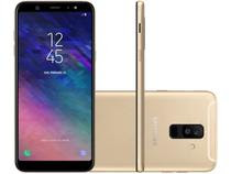 Smartphone Samsung Galaxy A6+ 64GB Dourado