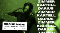 Roche Night: Darius + Zimmer + Kartell