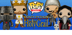 POP! MONTY PYTHON & THE HOLY GRAIL