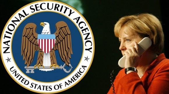 Espionaje Merkel