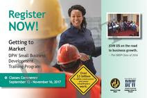 Small Biz Wkshop DPW