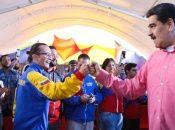 El presidente venezolano recibió el respaldo del Consejo Mundial de Paz.
