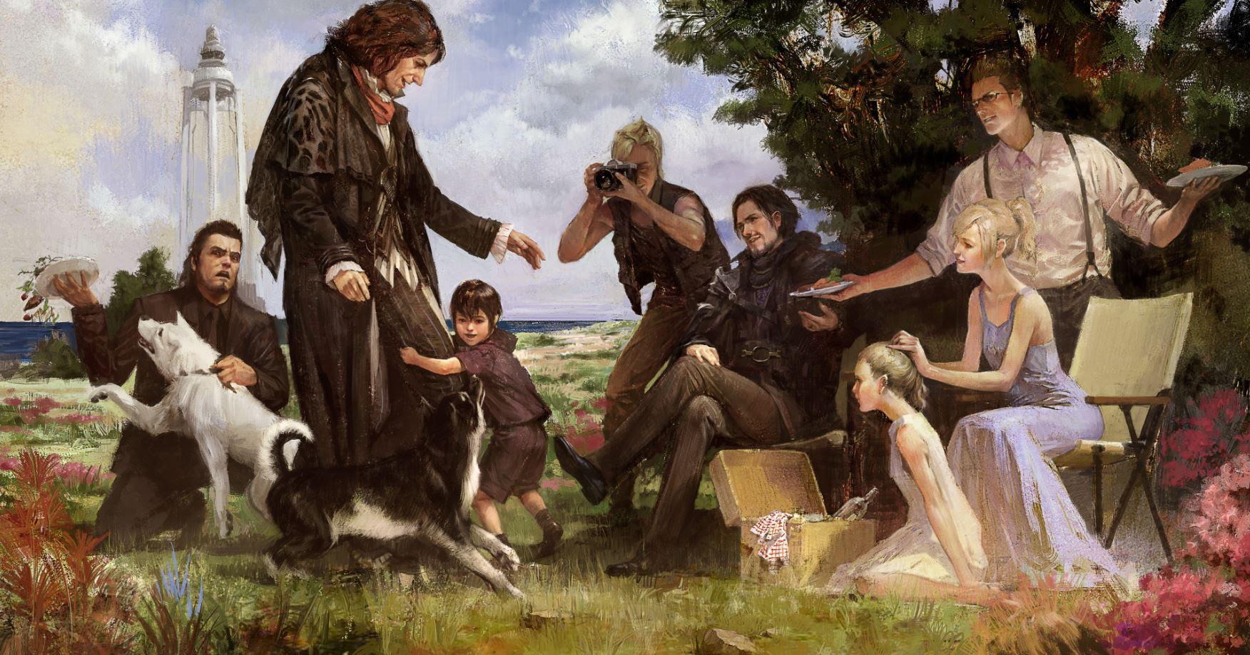 ไม่จบสักที Final Fantasy XV จะออก DLC อีก 4 Episode ในปี 2019 พร้อมตอนจบใหม่