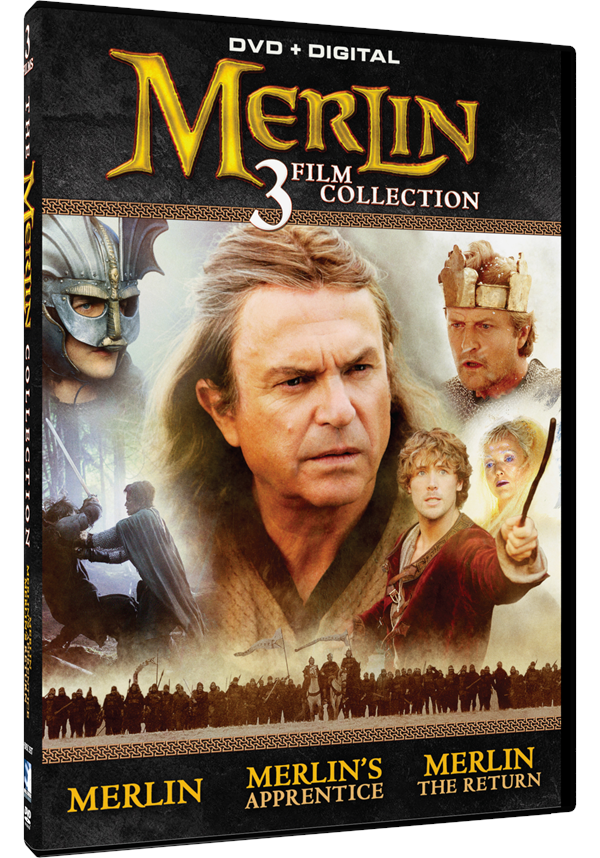The Merlin Collection + Digital