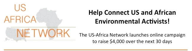 Help Connect US and African Environmental Activists