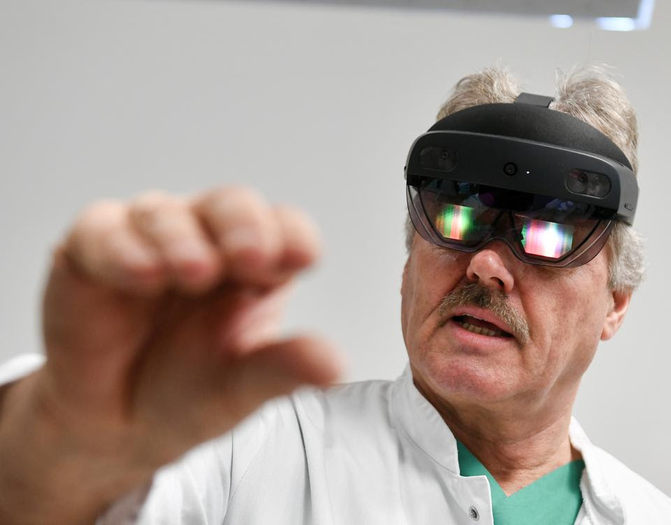 Virtual Reality For The Pandemic