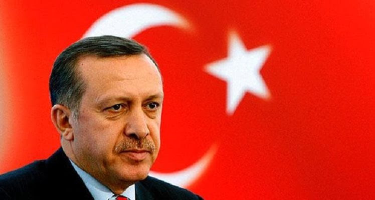 Bombshell: Obama Supporting ISIS Says Turkey President Erdogan (Video)
