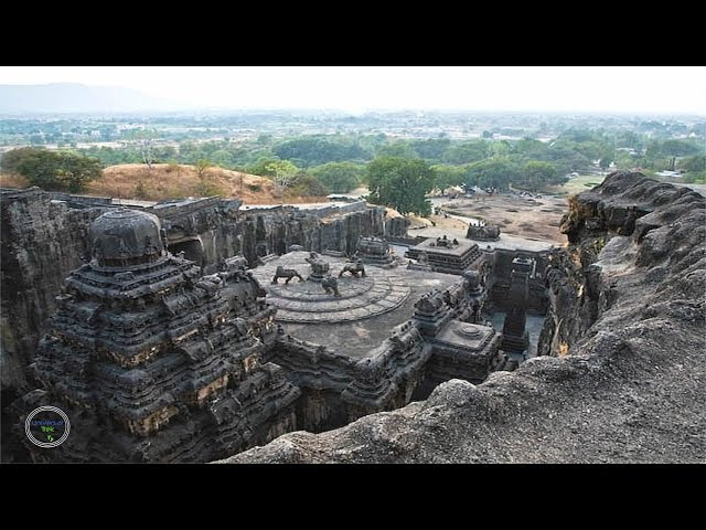 Kailasa Temple | Mysterious Ellora Caves | Ancient Megaliths ★★★  Sddefault