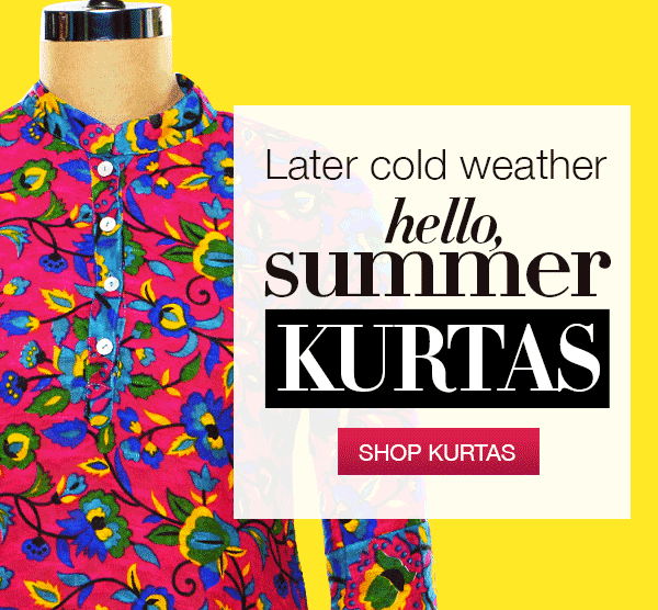 hello summer kurtas
