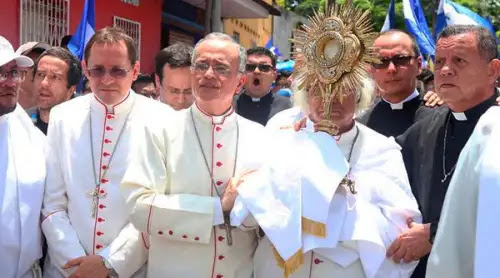 Hemos empezado a ser una Iglesia perseguida, denuncia obispo de Nicaragua