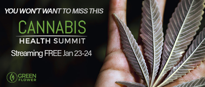 Don't miss this FREE Virtual Cannabis Health Summit THIS weekend! D1527a0b-f196-40ca-8d2d-772fd2e7ed7a