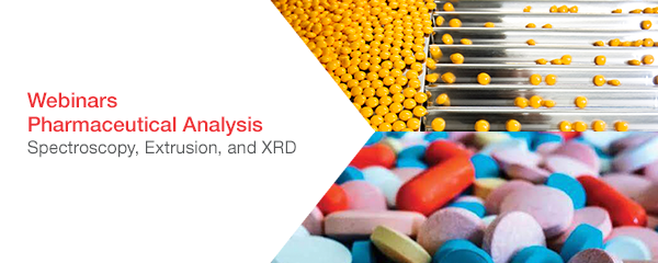Webinars Pharmaceutical Analysis