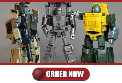 Transformers News: The Chosen Prime Newsletter for July 14, 2017