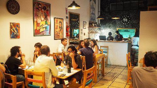 Latin America´s 50 Best Restaurants 2020 - Gran Dabbang
