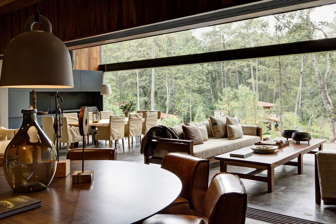 Όμορφη Casa ΜΜ με ένα σύγχρονο σχέδιο που δημιουργείται από τον Ηλία Ρίζο Arquitectos (13)