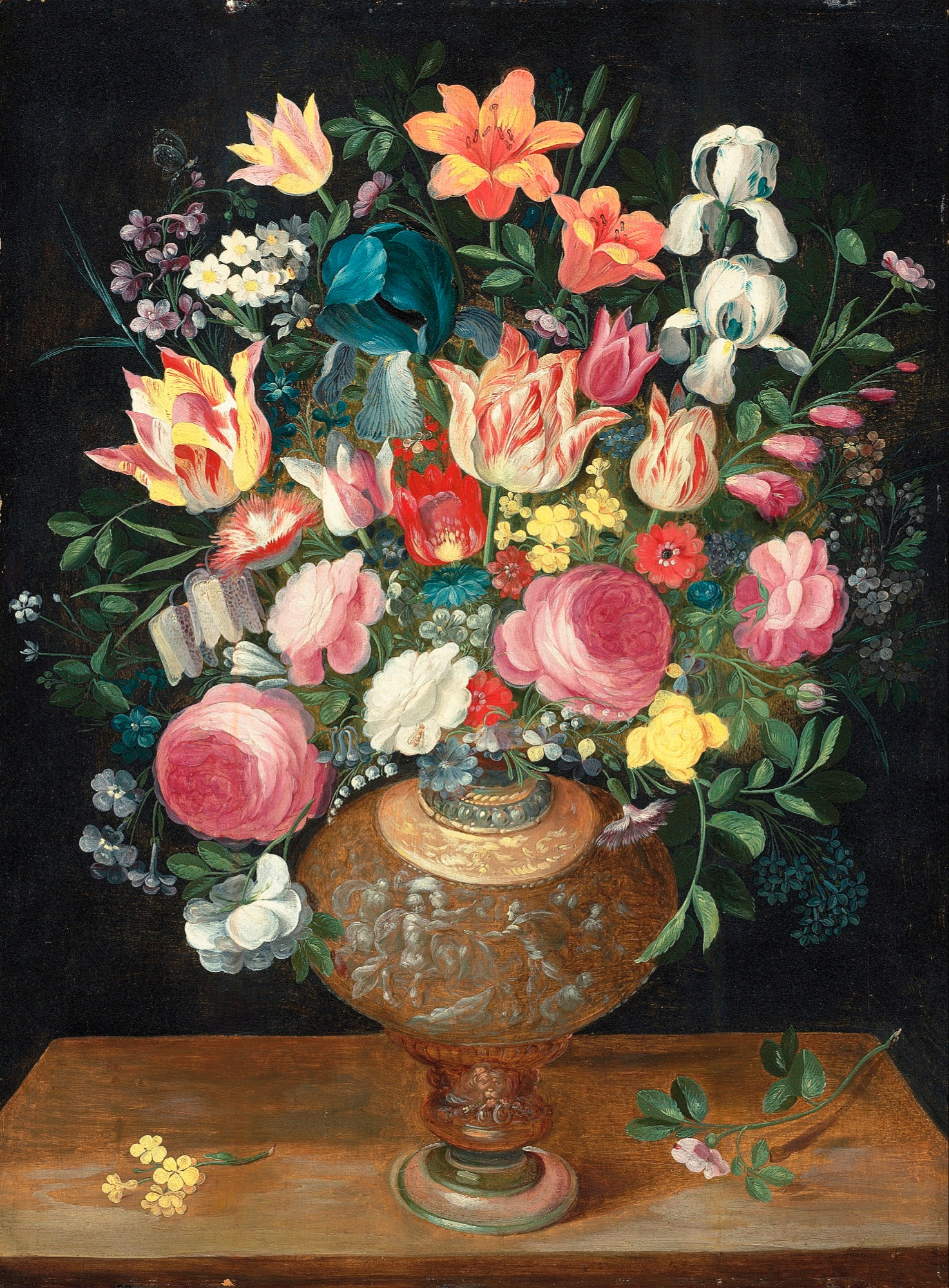 http://upload.wikimedia.org/wikipedia/commons/5/55/Andries_Daniels_%26_Frans_Francken_II_-_A_still_life_of_flowers_in_a_sculpted_vase.jpg