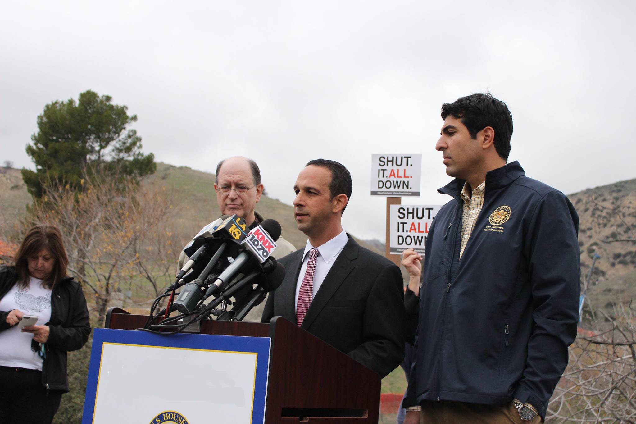Aliso Canyon - Press Conference