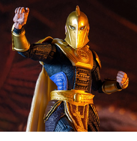 Injustice 2 DC Multiverse Dr. Fate Action Figure