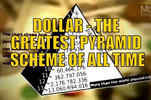 Dollar Pyramid Scheme