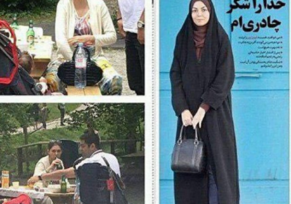 Iran : la présentatrice modèle fait dans le Coran alternatif…