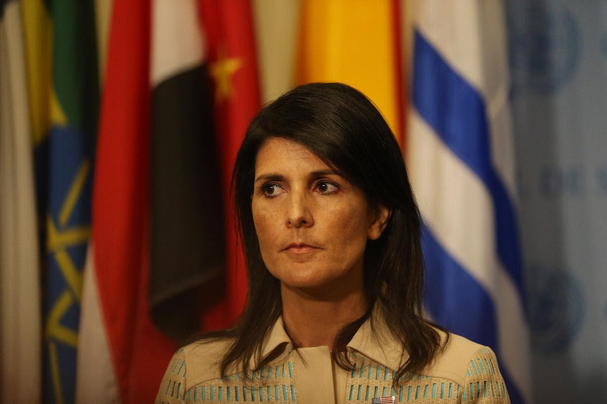 Israel contra Naciones Unidas: la doctrina Nikki Haley